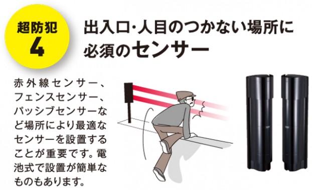 外周警備システム
